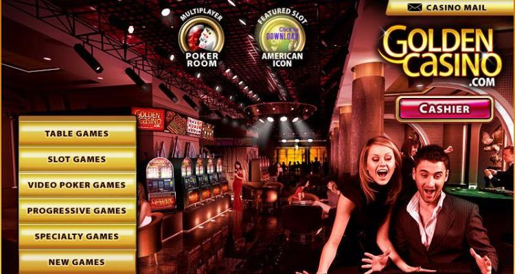 Golden Casino Review and Bonuses