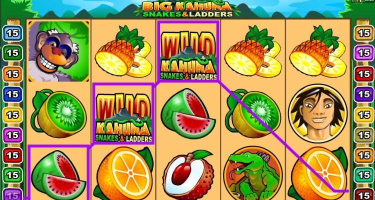 Big Kahuna Mobile Slots