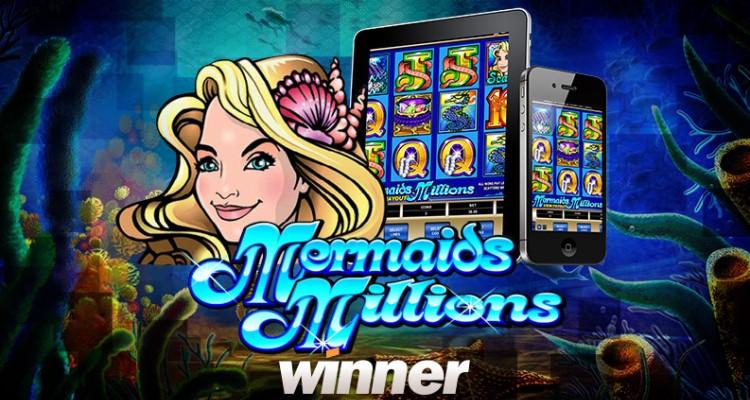 Mermaids Millions Mobile Slots